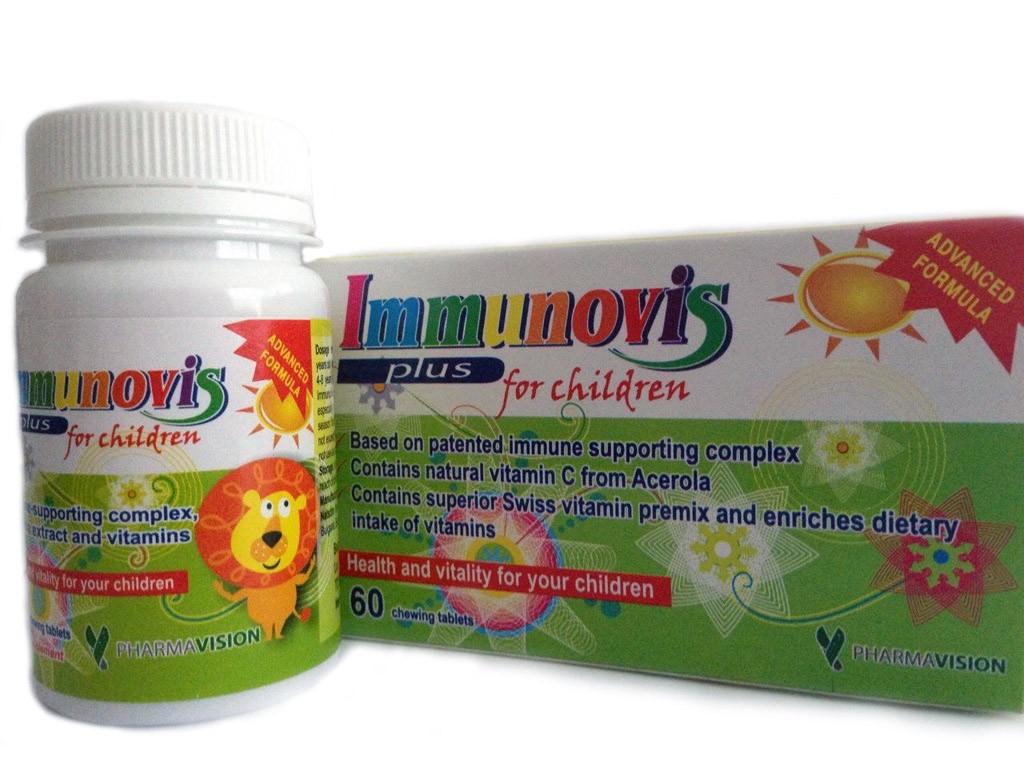 Immunovis for kids