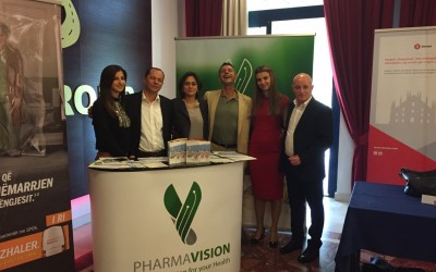 Pharma Vision with new office in Albania