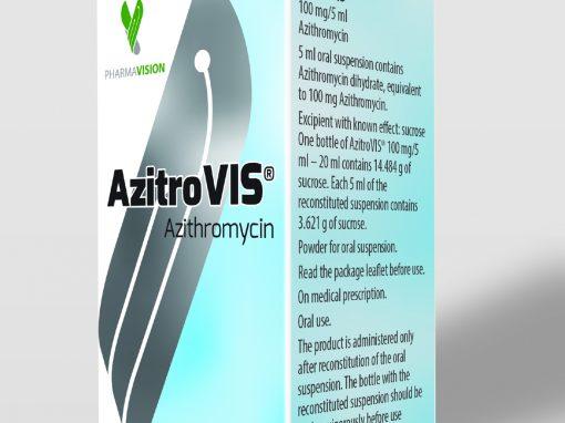 AzitroVis powder for oral suspension