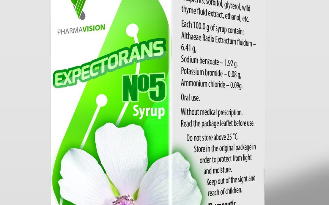 Expectorans 5®